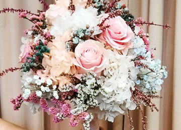 Flores Ceremonia Coruña